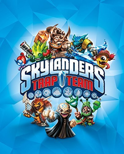 Skylanders Trap Team Trap Storage Case Tote