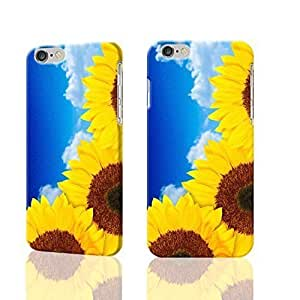 """Handsome Flowers 3D Rough iphone 6 -4.7 inches Case Skin, fashion design image custom iPhone 6 - 4.7 inches , durable iphone 6 hard 3D case cover for iphone 6 (4.7""""), Case New Design By Codystore"""