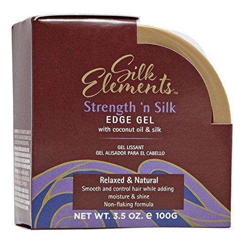 Silk Elements Sally Beauty Straight Edges Edging Gel