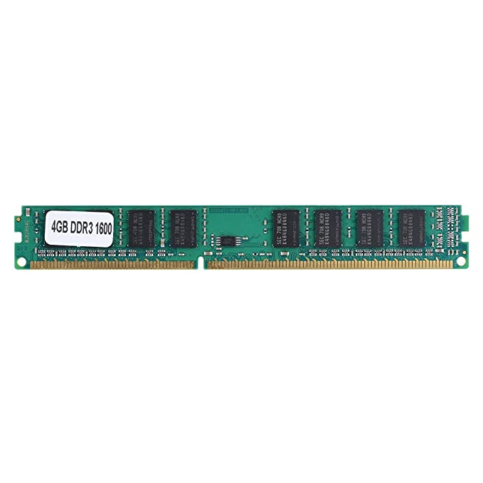 Pokerty DDR3 Memory, 240Pin Mini DDR3 4GB 1600MHz PC3-12800 ...