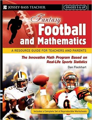 Amazon.com: Fantasy Football and Mathematics: A Resource Guide for ...