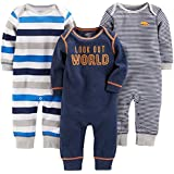 Mothernest Baby Boys' Footed Pajamas...