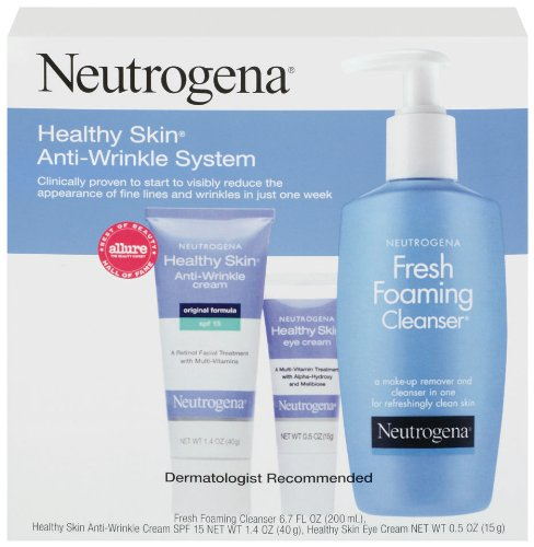 Neutrogena Healthy Skin Anti-rides système, 8,6 onces
