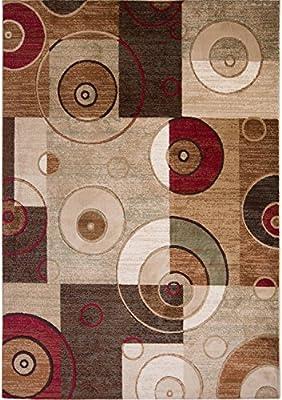 Tribeca by Home Dynamix HD5376-500-1N Elegant Design High Quality Area Rug