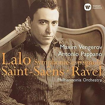 ラロ:スペイン交響曲、サン=サーンス:ヴァイオリン協奏曲第3番 他
