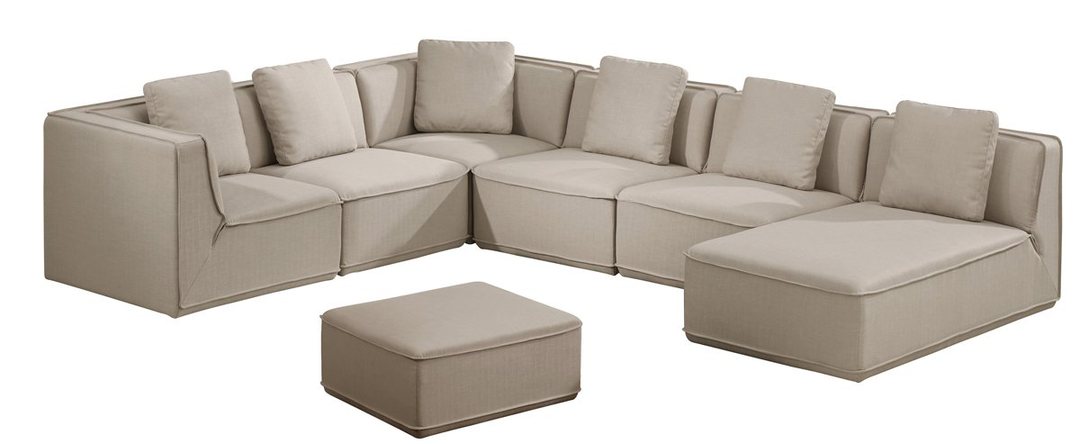 Amazon.com: VIG Furniture Divani Casa Artesia Collection ...