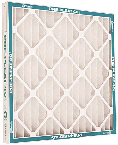 12 PER CASE FLANDERS VP MERV 8 STANDARD-CAPACITY EXTENDED SURFACE PLEATED AIR FILTER 14X24X1 IN.