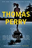 Book cover from The Burglar by Thomas Perry