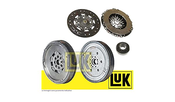 Kit Embrague y volante Luk Citroen C5 II (RC _) 2.0 HDI 100 kW 136 CV: Amazon.es: Coche y moto
