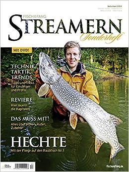 2322e8d9f02cb7 FISCH   FANG Sonderheft Nr. 44  Streamern  Amazon.de  FISCH   FANG  Bücher