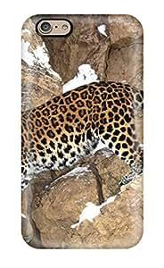 Hot Fashion SGUtksM5384LoGeA Design Case Cover For Iphone 6 Protective Case (jaguar)