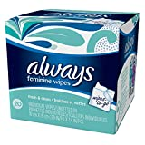 Always Lightly Scented Wipes-To-Go 20 Count (Pack of 4) by Always (English Manual) Bild 2