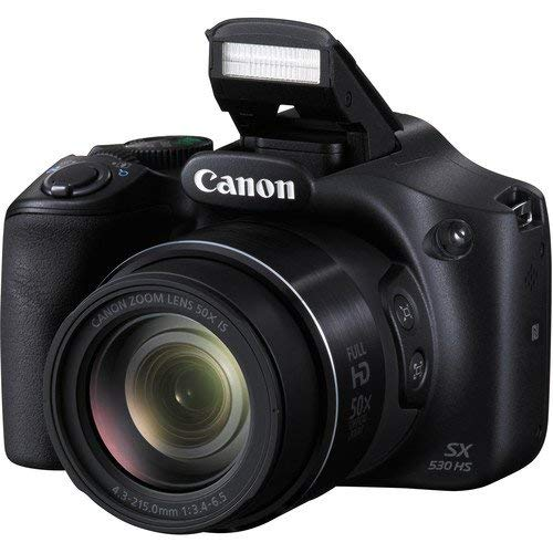 Canon PowerShot SX530 Review