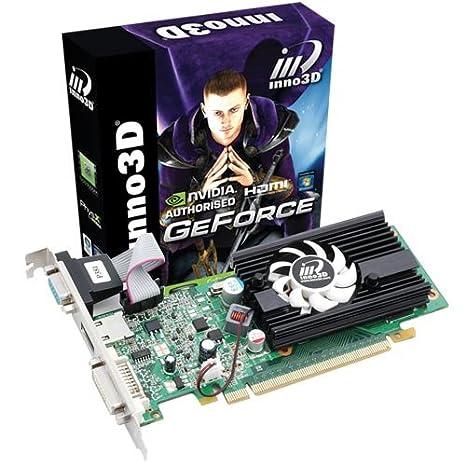 Amazon.com: Inno3D NVIDIA GeForce GT 210 (512 MB, DDR3, PCI ...