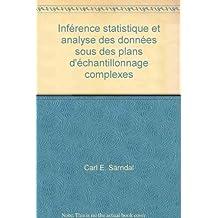 Inférence statistique et analyse des données sous des plans d'échantillonnage complexes