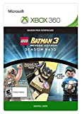 Lego Batman 3 Season Pass - Xbox 360 Digital Code