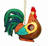 Cheap Spoontiques Rooster Birdhouse