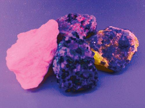 Fluorescent Mineral Set (Fluorescent Rocks)