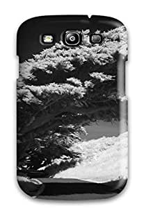 First-class Case Cover For Galaxy S3 Dual Protection Cover Road Photography 1745540K64281368