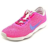 Nike Womens Zoom Fit Cross Trainer Pink/Fireberry 9.5