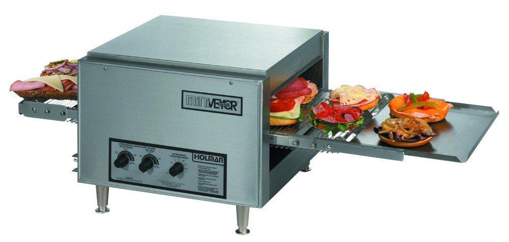 """Star 210HX Holman Miniveyor Conveyor Oven with 30"""" Belt"""