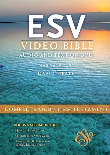 ESV Video Bible: English Standard Version, Complete Old & New Testaments: Includes Bonus DVD