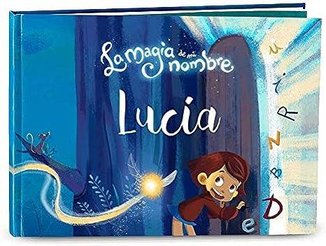MY MAGIC STORY Libro Infantil Personalizado la Magia de mi Nombre