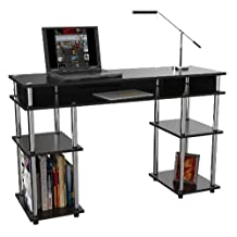 Convenience Concepts 131436 Modern No Tools Student Desk