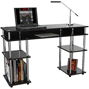 Amazon Com Walker Edison Soreno 3 Piece Corner Desk