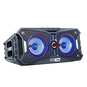 Altec Lansing ALP-XP800BLK Xpedition Altec Lansing Xpedition 8 Everything Proof 420W Portable Bluetooth Speaker, Black