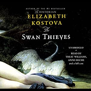 The Swan Thieves Audiobook