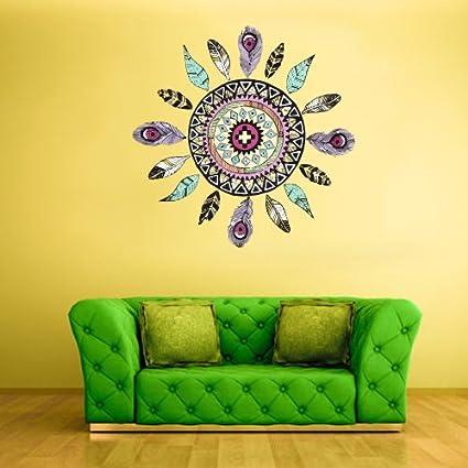 Amazon Full Color Wall Decal Mural Sticker Dream Catcher Impressive Do Dream Catchers Get Full