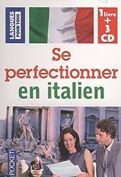 Coffret Se perfectionner en italien (3CD audio)