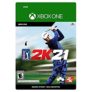 PGA Tour 2K21 Standard - Xbox One [Digital Code]
