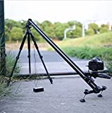 GOWE Portable professional Electric Control 1.5m 150cm Westage II timelapse camera motorized slider DSLR step motor Track dolly rail