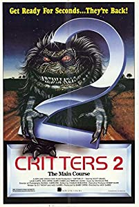 Critters 2 Main Course POSTER Movie (27 x 40 Inches - 69cm x 102cm) (1988) from Poster & Prints