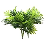 Artificial-Plants-Palm-Tree-Faux-Palm-Plant-Leaves-Greenery-Tree-for-Fake-Simulation-Greenery-Plants-Indoor-Outside-Home-Garden-Office-Home-Wedding-Decoration-2-PCS