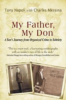 My Father, My Don by [Messina, Charles, Napoli, Tony]