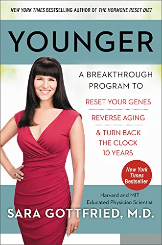 Hormone Stack (Younger: A Breakthrough Program to Reset Your Genes, Reverse Aging, and Turn Back the Clock 10 Years)