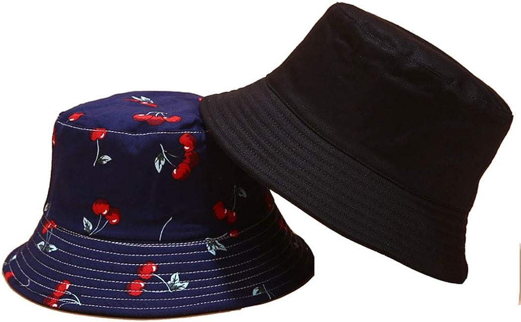 1 Pack YCMI Banana Bucket Hat Fruit Reversible Fisherman Cap Packable
