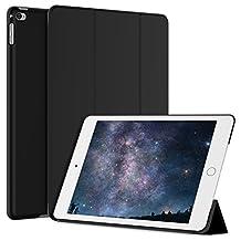 iPad Mini 4 Case, JETech Apple iPad Mini 4 Slim-Fit Folio Smart Case Cover with Auto Sleep/Wake for Apple New iPad Mini 4 (Black) - 3280
