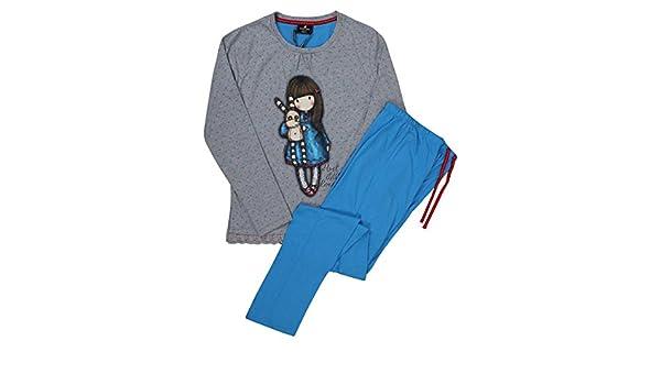 Amazon.com: Santoro Gorjuss Hush Little Bunny Women39;s Pyjama Set: Clothing