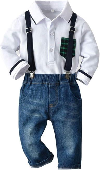 Squarex 0-4 años ropa de bebé, bebé niño bebé niños caballero ...