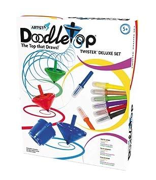 Mal- & Zeichenmaterialien für Kinder Doodletop Design Set Artista Stück Deutsch 2018