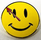 Watchmen Movie 2009 Comic Series Logo - Enamel Lapel Pin