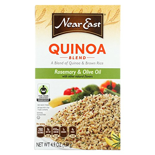 Near East Quinoa - Olive Oil - Case of 12 - 4.8 oz. by Near East