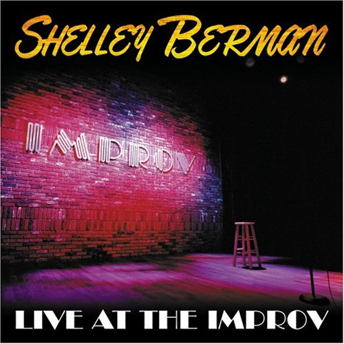 Shelley Berman: Live at the Improv by Varese Fontana