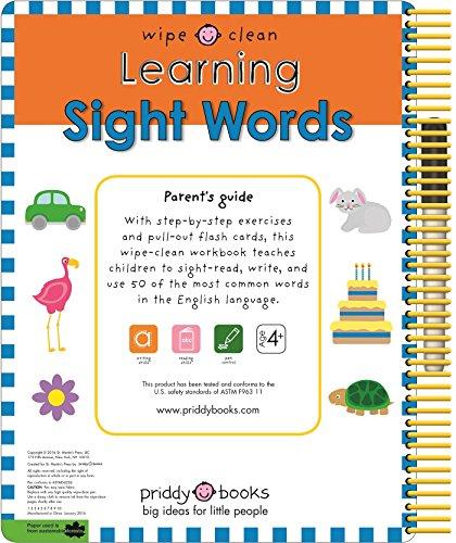 Buy sight words workbook kindergarten