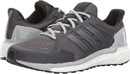adidas Performance Women's Supernova ST w Running Shoe, Grey Five/Night Metallic/Black, 6 Medium US