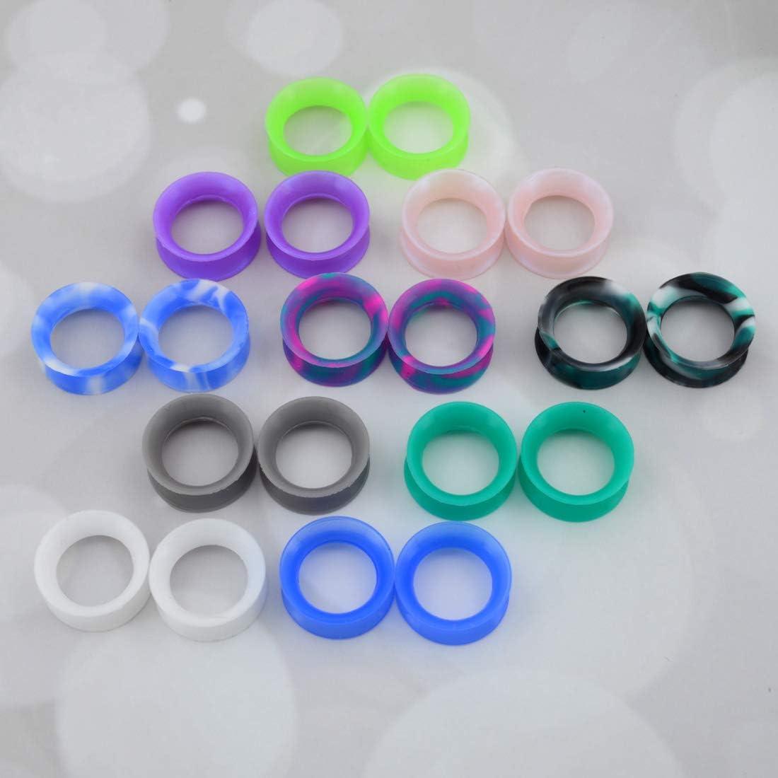 Amazon.com: Jewseen - 20 dilatadores dilatadores de silicona ...
